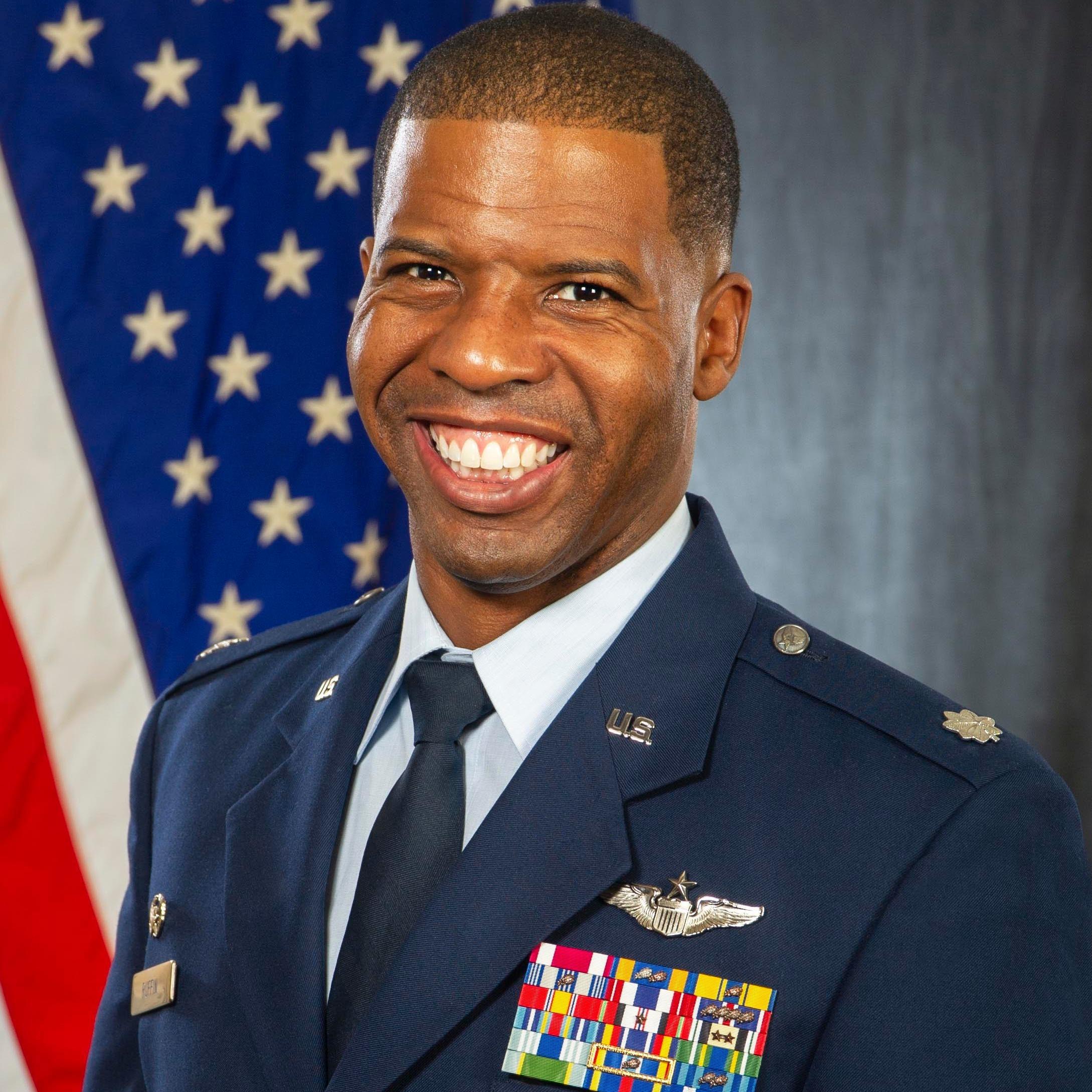 Lt. Col. Kenyatta Ruffin